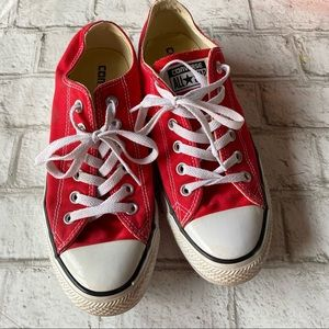 Converse All-Star Sneakers M 6.5 W 8.5